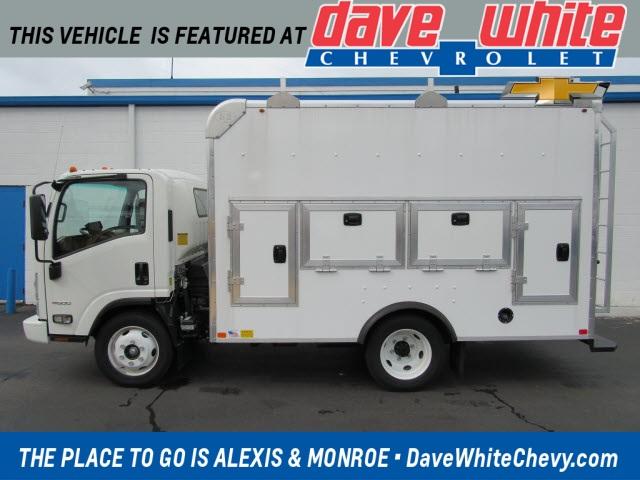2019 Chevrolet LCF 4500 Regular Cab 4x2, Bay Bridge Service Utility Van #191160 - photo 1