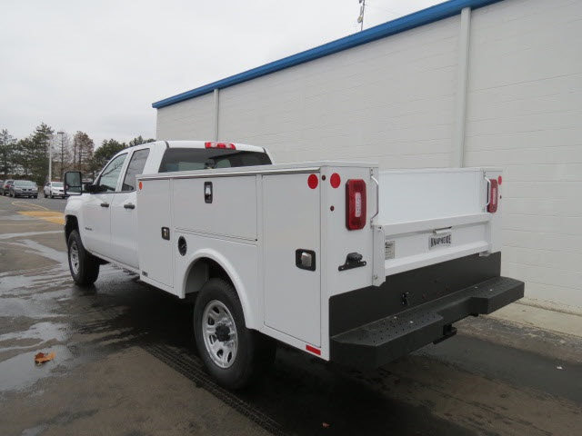 2019 Silverado 2500 Double Cab 4x2, Knapheide Service Body #191174 - photo 1