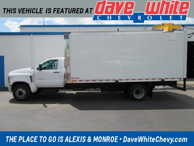2019 Chevrolet Silverado 5500 Regular Cab DRW 4x2, Morgan Dry Freight #191196 - photo 1