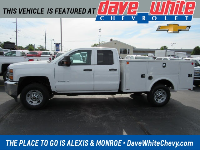 2019 Silverado 2500 Double Cab 4x2, Knapheide Service Body #19687 - photo 1