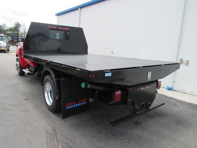 2020 Chevrolet Silverado 5500 Regular Cab DRW 4x2, Kalida Truck Equipment Platform Body #201039 - photo 1