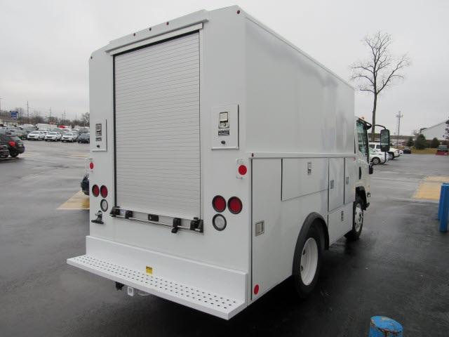 2020 LCF 4500 Regular Cab DRW 4x2,  Reading Aluminum Tool Pro Service Utility Van #201072 - photo 5