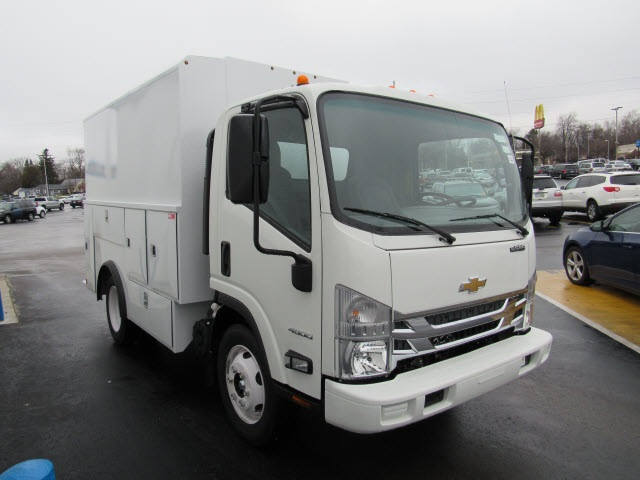2020 LCF 4500 Regular Cab DRW 4x2,  Reading Aluminum Tool Pro Service Utility Van #201072 - photo 6