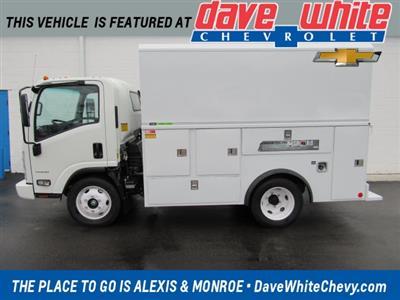 2020 LCF 4500 Regular Cab DRW 4x2,  Reading Aluminum Tool Pro Service Utility Van #201072 - photo 1