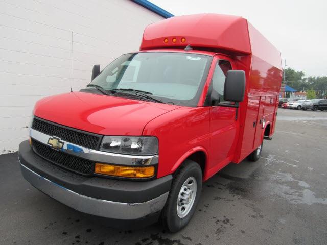 2020 Chevrolet Express 3500 4x2, Knapheide KUV Service Utility Van #201087 - photo 10