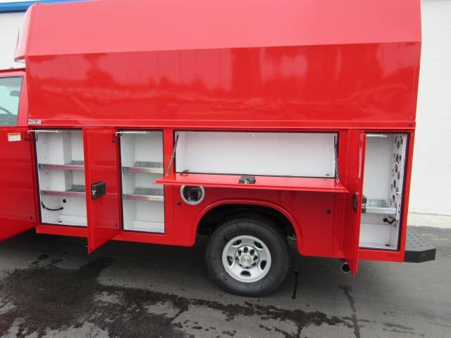 2020 Chevrolet Express 3500 4x2, Knapheide KUV Service Utility Van #201087 - photo 3