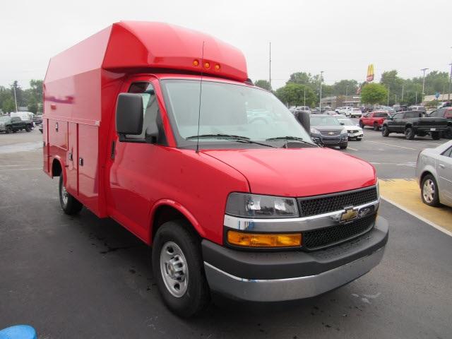2020 Chevrolet Express 3500 4x2, Knapheide KUV Service Utility Van #201087 - photo 8