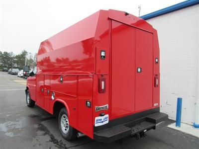 2020 Chevrolet Express 3500 4x2, Knapheide KUV Service Utility Van #201087 - photo 2