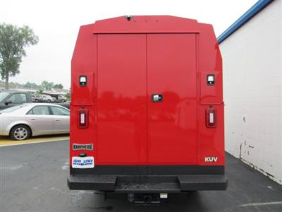 2020 Chevrolet Express 3500 4x2, Knapheide KUV Service Utility Van #201087 - photo 4