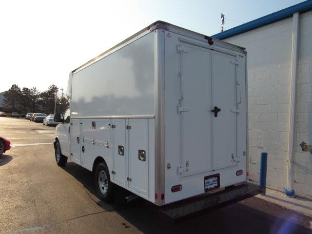 2020 Chevrolet Express 3500 4x2, Supreme Service Utility Van #201119 - photo 1