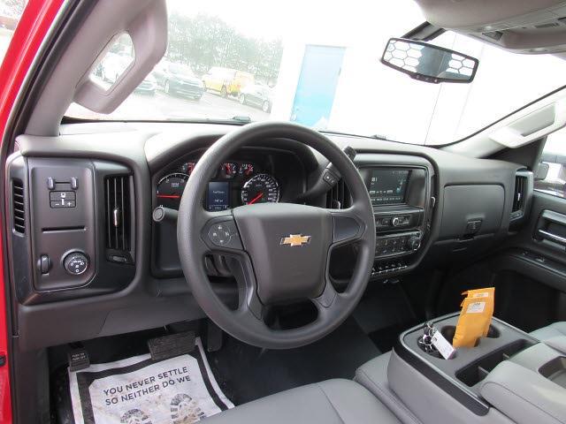 2020 Silverado 5500 Regular Cab DRW 4x2,  Cab Chassis #201130 - photo 9
