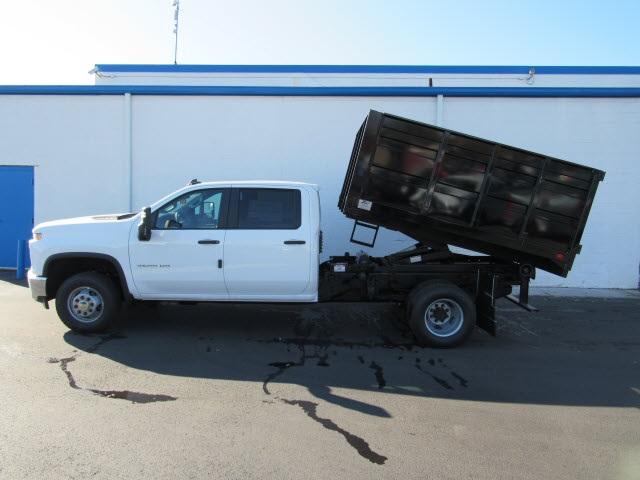 2020 Chevrolet Silverado 3500 Crew Cab DRW 4x4, Knapheide Landscape Dump #201176 - photo 4