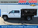 2020 Chevrolet Silverado 3500 Crew Cab DRW 4x4, Knapheide Landscape Dump #201176 - photo 1