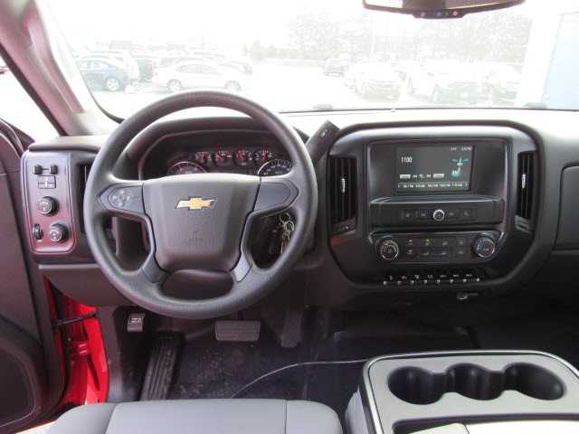 2020 Silverado 5500 Crew Cab DRW 4x4,  Rugby Z-Spec Dump Body #201187 - photo 11