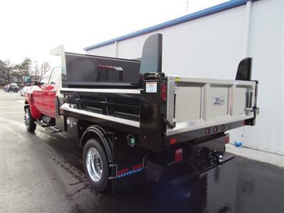 2020 Silverado 5500 Crew Cab DRW 4x4,  Rugby Z-Spec Dump Body #201187 - photo 2