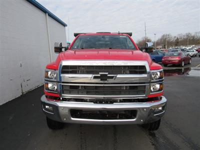 2020 Silverado 5500 Crew Cab DRW 4x4,  Rugby Z-Spec Dump Body #201187 - photo 8