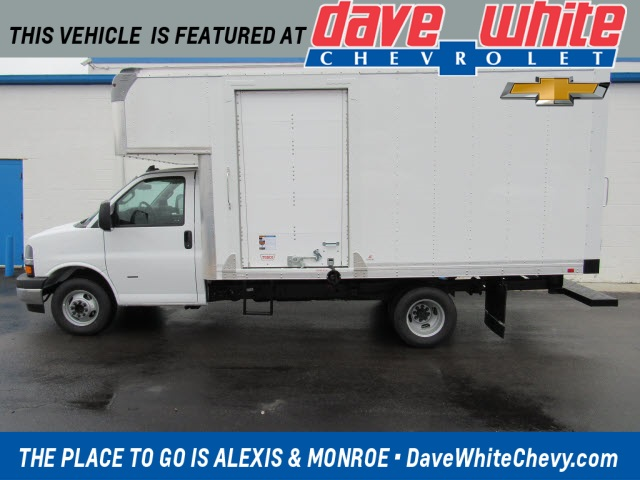 2020 Chevrolet Express 3500 4x2, Supreme Dry Freight #201193 - photo 1