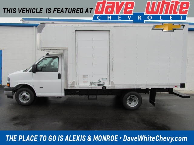 2020 Chevrolet Express 3500 4x2, Supreme Dry Freight #201194 - photo 1