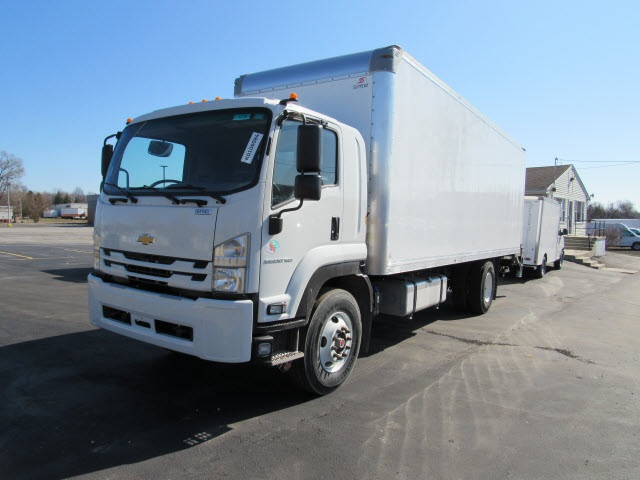 2020 Chevrolet LCF 6500XD Regular Cab DRW 4x2, Supreme Iner-City Dry Freight #20392 - photo 11