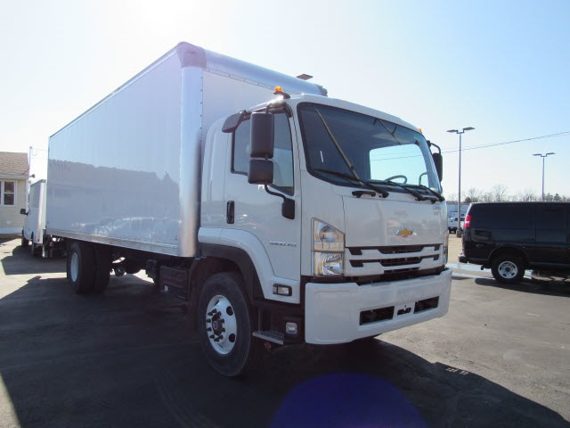 2020 Chevrolet LCF 6500XD Regular Cab DRW 4x2, Supreme Iner-City Dry Freight #20392 - photo 9