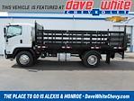 2020 LCF 6500XD Regular Cab DRW 4x2,  Knapheide Heavy-Hauler Junior Stake Bed #20436 - photo 1