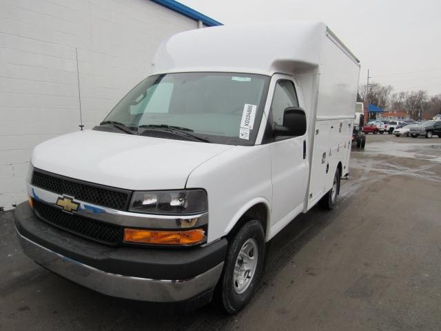 2020 Chevrolet Express 3500 4x2, Service Utility Van #20442 - photo 1