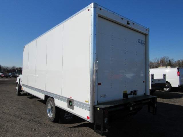 2020 Silverado 6500 Regular Cab DRW 4x2, Bay Bridge Dry Freight #20450 - photo 1
