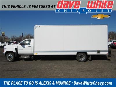 2020 Chevrolet Silverado 6500 Regular Cab DRW 4x2, Bay Bridge Sheet and Post Cutaway Van #20450 - photo 1
