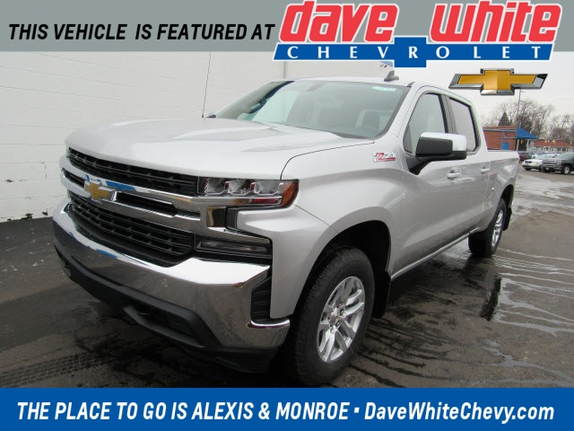 2020 Silverado 1500 Crew Cab 4x4, Pickup #20484 - photo 1