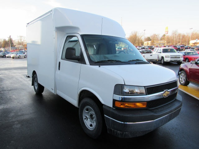2020 Express 3500 4x2, Supreme Spartan Cargo Cutaway Van #20521 - photo 6