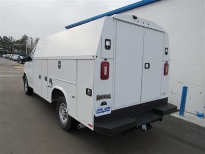 2020 Express 3500 4x2, Knapheide KUV Service Utility Van #20539 - photo 2