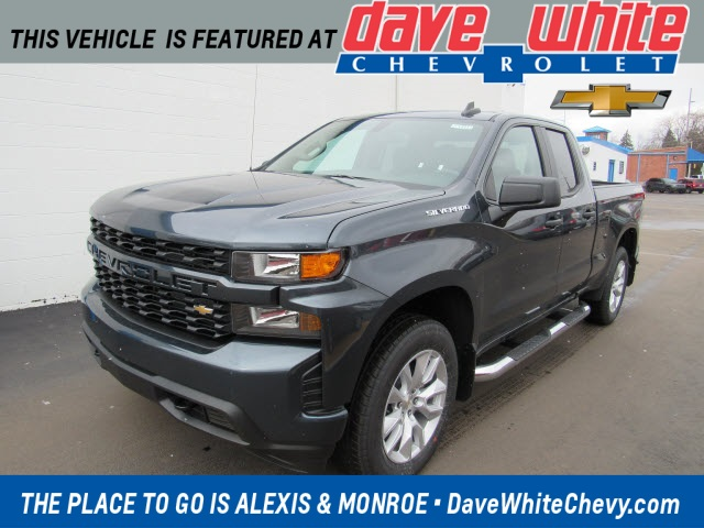 2020 Silverado 1500 Double Cab 4x4, Pickup #205433 - photo 1