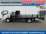 2020 Chevrolet LCF 3500 Regular Cab DRW 4x2, Cadet Grassmaster Dovetail Landscape #20545 - photo 1