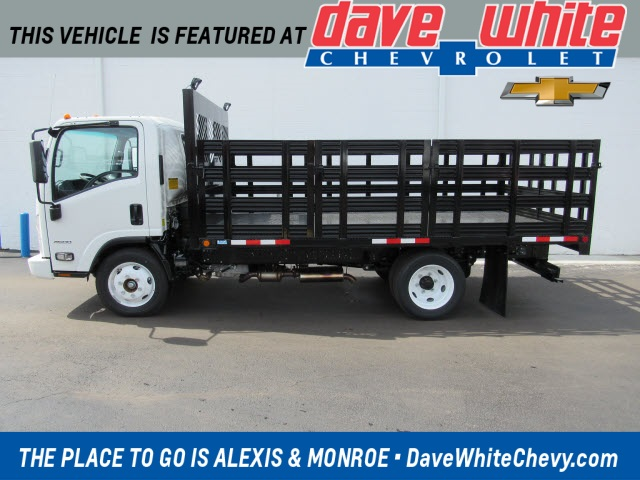 2020 Chevrolet LCF 4500 Regular Cab 4x2, Stake Bed #20546 - photo 1