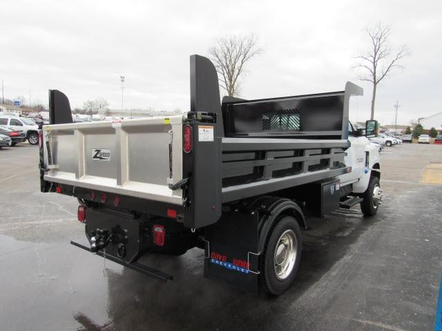 2020 Silverado 5500 Regular Cab DRW 4x4,  Rugby Z-Spec Dump Body #205461 - photo 7