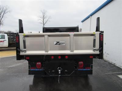 2020 Silverado 5500 Regular Cab DRW 4x4,  Rugby Z-Spec Dump Body #205461 - photo 6