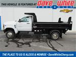 2020 Silverado 5500 Regular Cab DRW 4x4,  Rugby Z-Spec Dump Body #205461 - photo 1