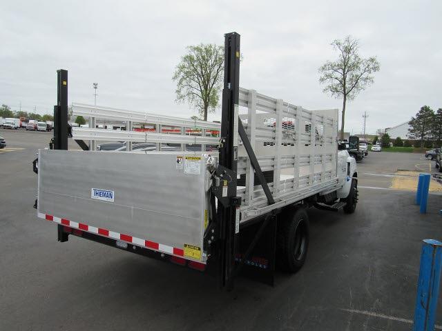 2020 Silverado 5500 Regular Cab DRW 4x2,  Knapheide Aluminum Platform Body #205471 - photo 4