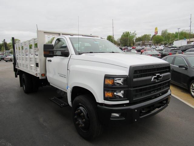 2020 Silverado 5500 Regular Cab DRW 4x2,  Knapheide Aluminum Platform Body #205471 - photo 7