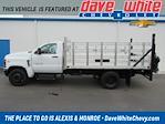 2020 Silverado 5500 Regular Cab DRW 4x2,  Knapheide Aluminum Platform Body #205471 - photo 1
