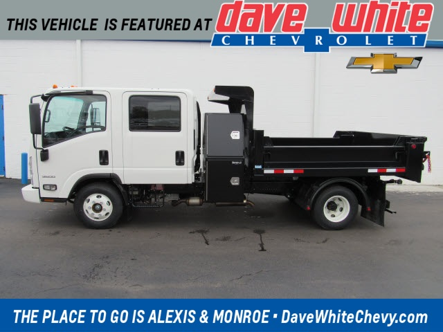 2020 Chevrolet LCF 3500 Crew Cab 4x2, Galion Dump Body #20560 - photo 1
