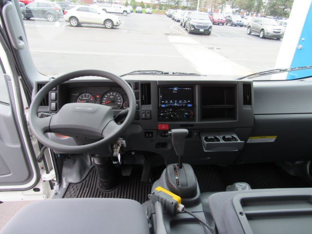 2020 LCF 3500 Crew Cab DRW 4x2,  Galion 100U Dump Body #20560 - photo 11