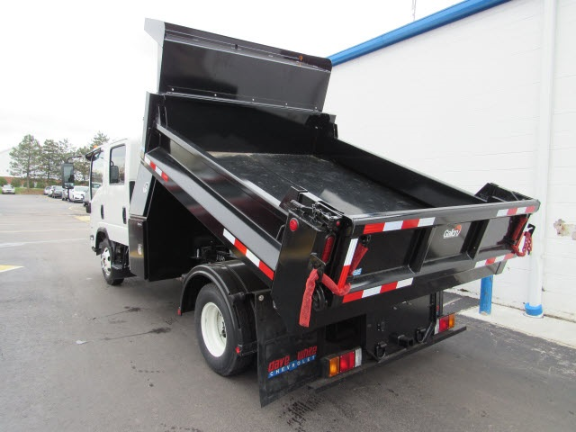 2020 Chevrolet LCF 3500 Crew Cab DRW 4x2, Galion Dump Body #20560 - photo 1