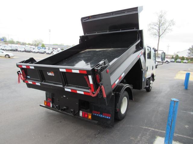 2020 LCF 3500 Crew Cab DRW 4x2,  Galion 100U Dump Body #20560 - photo 5