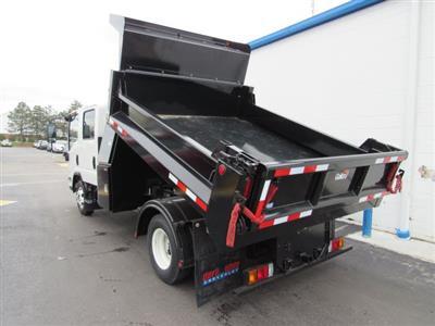 2020 LCF 3500 Crew Cab DRW 4x2,  Galion 100U Dump Body #20560 - photo 2
