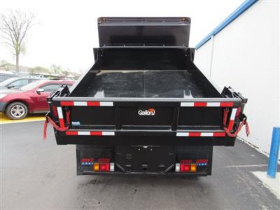 2020 LCF 3500 Crew Cab DRW 4x2,  Galion 100U Dump Body #20560 - photo 4