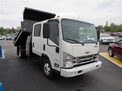 2020 LCF 3500 Crew Cab DRW 4x2,  Galion 100U Dump Body #20560 - photo 6
