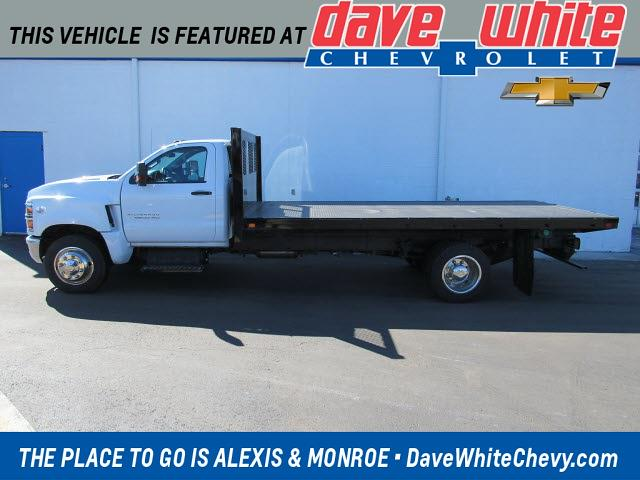 2020 Chevrolet Silverado 6500 Regular Cab DRW 4x2, Knapheide Platform Body #205698 - photo 1