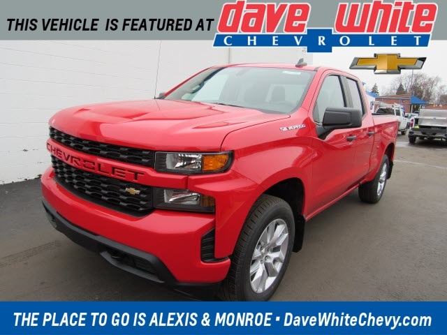 2020 Silverado 1500 Double Cab 4x4, Pickup #20635 - photo 1