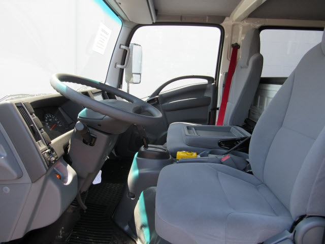 2020 LCF 3500 Crew Cab DRW 4x2,  Galion 100U Dump Body #20827 - photo 11